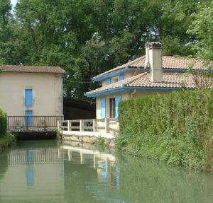 Maison et Moulin